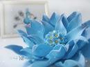 Мастер класс Фантазийный цветок из фоамирана