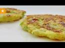 Оладьи из кабачков. Два рецепта без яиц от Мармеладной Лисицы