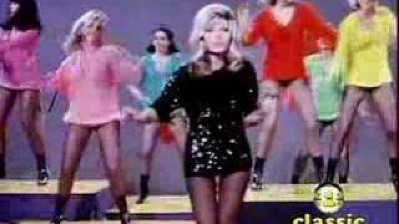 Nancy Sinatra - These Boots Are Made for Walkin' (1966)