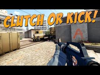 CS:GO - Clutch or Kick! #28