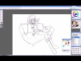 How to use Sketchup for illustration #1