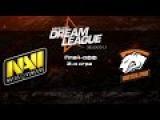 NaVi vs Virtus.Pro | Asus ROG DreamLeague S3, 2-я игра, 14.06.2015