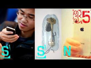 SSN№35 Почка ради IPhone, Смерть от ключа, Селфи рекорд