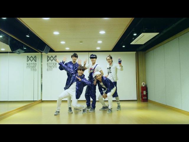 B1A4 - O.K 안무 영상 (Dance Practice Video)