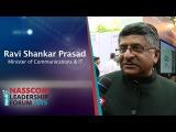 Ravi Shankar Prasad, Union Minister, Ministry Of Communications &amp IT, Govt. of India