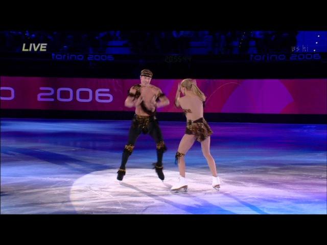 Tatiana Navka and Roman Kostomarov 2006 Olympic EX 1080i