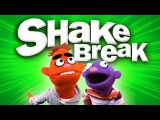 SHAKE BREAK SONG ♫ | Dance & Move | Kids Songs | Pancake Manor