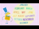 Time: Twelve Months of the Year by StoryBots