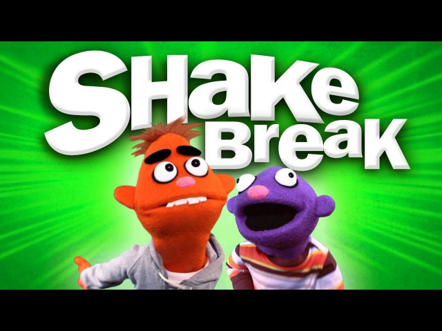 Shake Break Exercise Song for Kids Pancake Manor