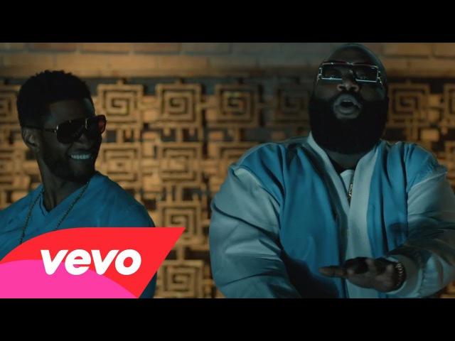 Usher Rick Ross - Lemme See (Official Music Video 14.06.2012)