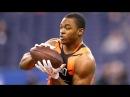 Amari Cooper 2015 NFL Scouting Combine highlights