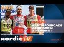 Biathlon Fourcade et Dorin-Habert champions de France