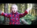 На конкурс Дети читают стихи для Лабиринт.ру. Анна Кэролл, 6 лет, Ирландия