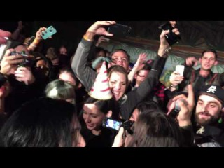 COREY FELDMAN w/ SKRILLEX - WHAT'S UP WITH THE YOUTH - LIVE @ SKRILLEX BIRFDAY 2015