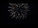Празднчиный салют посвященный 70 летию Победы в ВОВ 09 05 2015 г Фрязино
