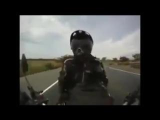 Motosiklet Sürerken Ben