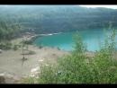 голубое озеро, за Александровским