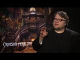 Гильермо дель Торо «Багровый пик — мой самый красивый фильм»