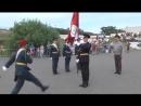 В Севастополе батальону внутренних войск МВД России вручили Боевое знамя