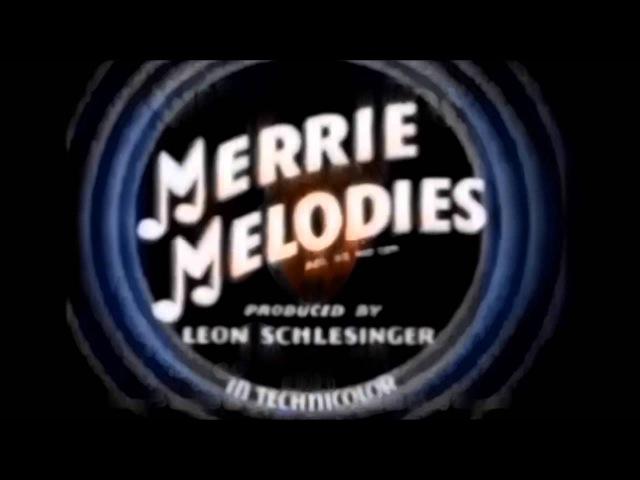 Merrie Melodies Openings And Closings (1931-1969) UPGRADED 2.0 » Freewka.com - Смотреть онлайн в хорощем качестве