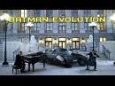 Эволюция музыки из фильма Бэтмен