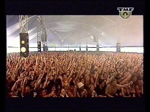 System of a Down Lowlands 2001