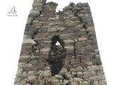 44 долгота, Куртатинское ущелье, орлиное гнездо