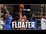 How to Shoot a Floater With Derrick Rose, Rajon Rondo, and Chris Paul Basketball Moves