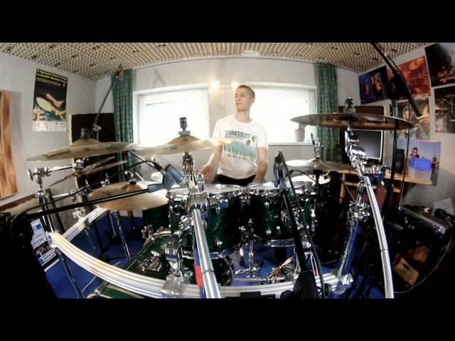 Coldplay Shiver Drum Cover Antoni Cepel