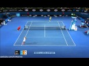 Victoria Azarenka vs Dominika Cibulkova Highlights Part 2 Australian Open 2015 (4R)