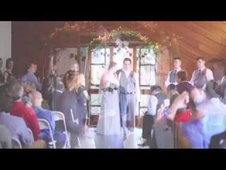 George and Stephanie Dennehy   Wedding
