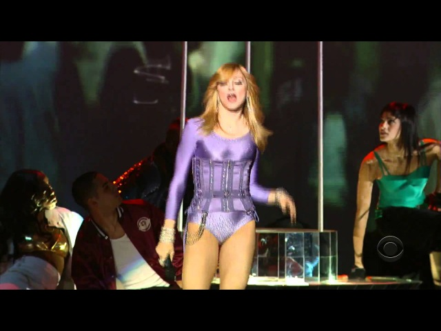 Gorillaz Madonna - Feel Good Inc Hung Up (Live At Grammys)(1080p_H.264-AAC).mp4