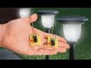 Как сделать Автоматический Свет (Сенсор Освещенности) своими руками | СС 4