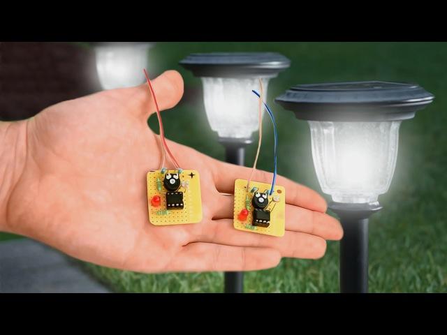 Как сделать Автоматический Свет (Сенсор Освещенности) своими руками | СС4