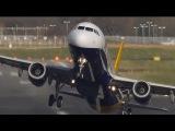 Самые Опасные Взлёты и Посадки 2014  Пилоты против погоды