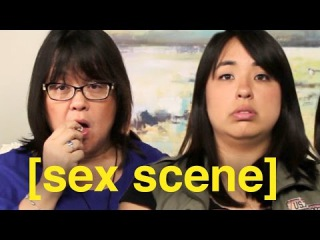 Awkwardly Watching A Sex Scene With Mom