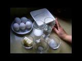 Рецепт - Заварное тесто для эклеров, шу, профитролей, тортов