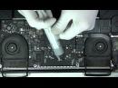 Чистка MacBook Pro Retina 15 от пыли и замена термопасты