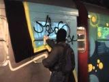vandals and legends graffiti