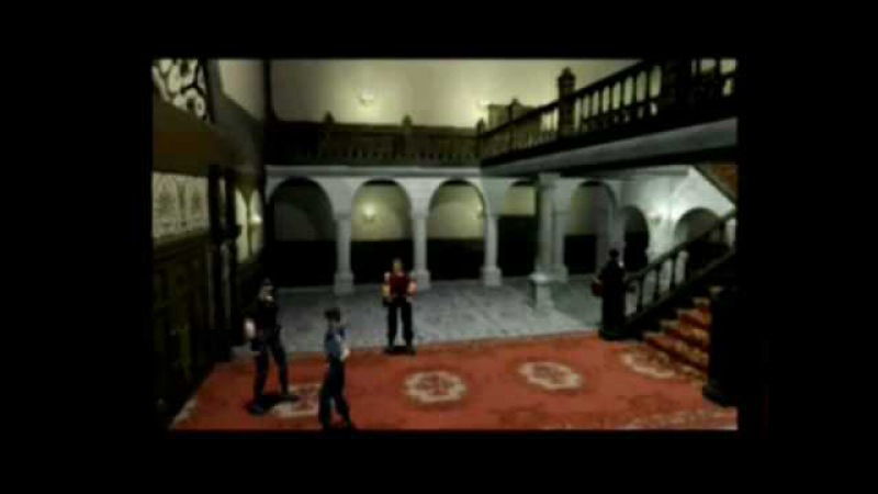 RESIDENT EVIL - VOICE ACTING HORROR - 10 MINUTE CUT