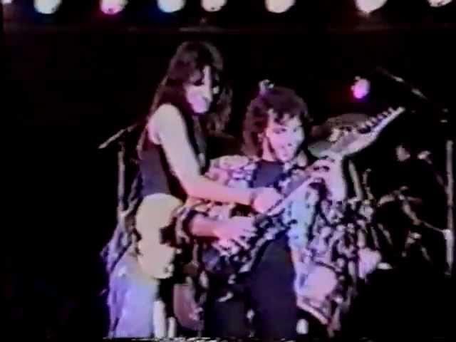 Joe Satriani Steve Vai - Satch Boogie (Live 1988)