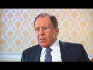 Сергей Лавров дал интервью Дмитрию Киселеву