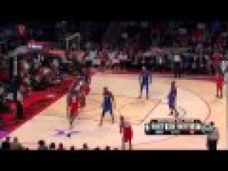 Лучшие моменты игры всех звёзд НБА 2013