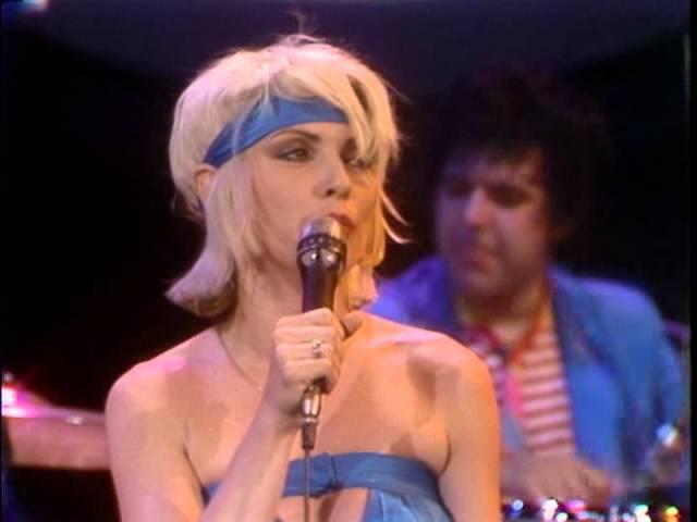🇺🇸 Blondie - Heart Of Glass 😊 (1979)