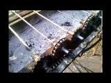 Мангал с электроприводом своими руками  №1
