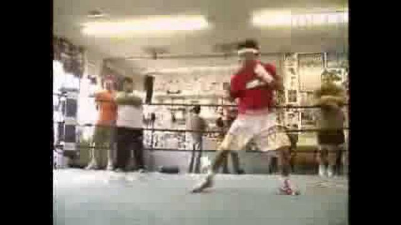 Manny Pacquiao insane SPEED
