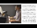 Mists of Pandaria - Login screen music on piano (Heart of Pandaria)