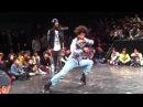 Juste Debout Japon LES TWINS Semi-Final 2011. 1. 11 tokyo hip hop