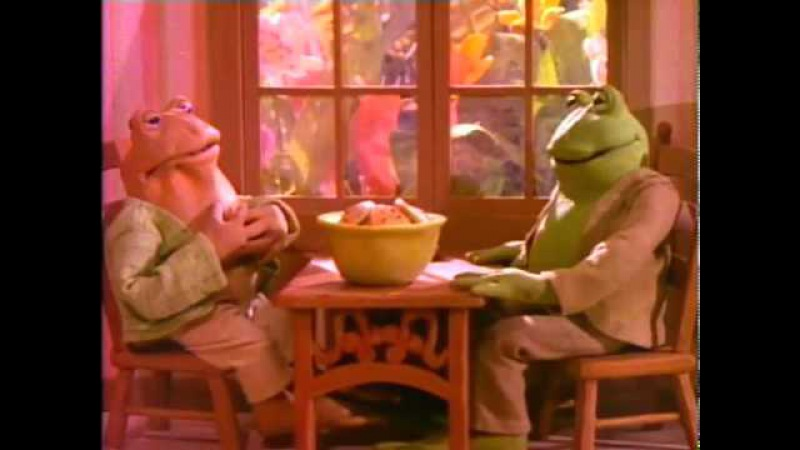 Frog and Toad - Cookies