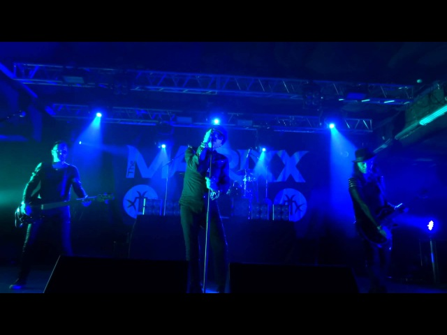 The Matrixx - Что будет завтра? (Краснодар, Arena Hall, 23 мая 2015)